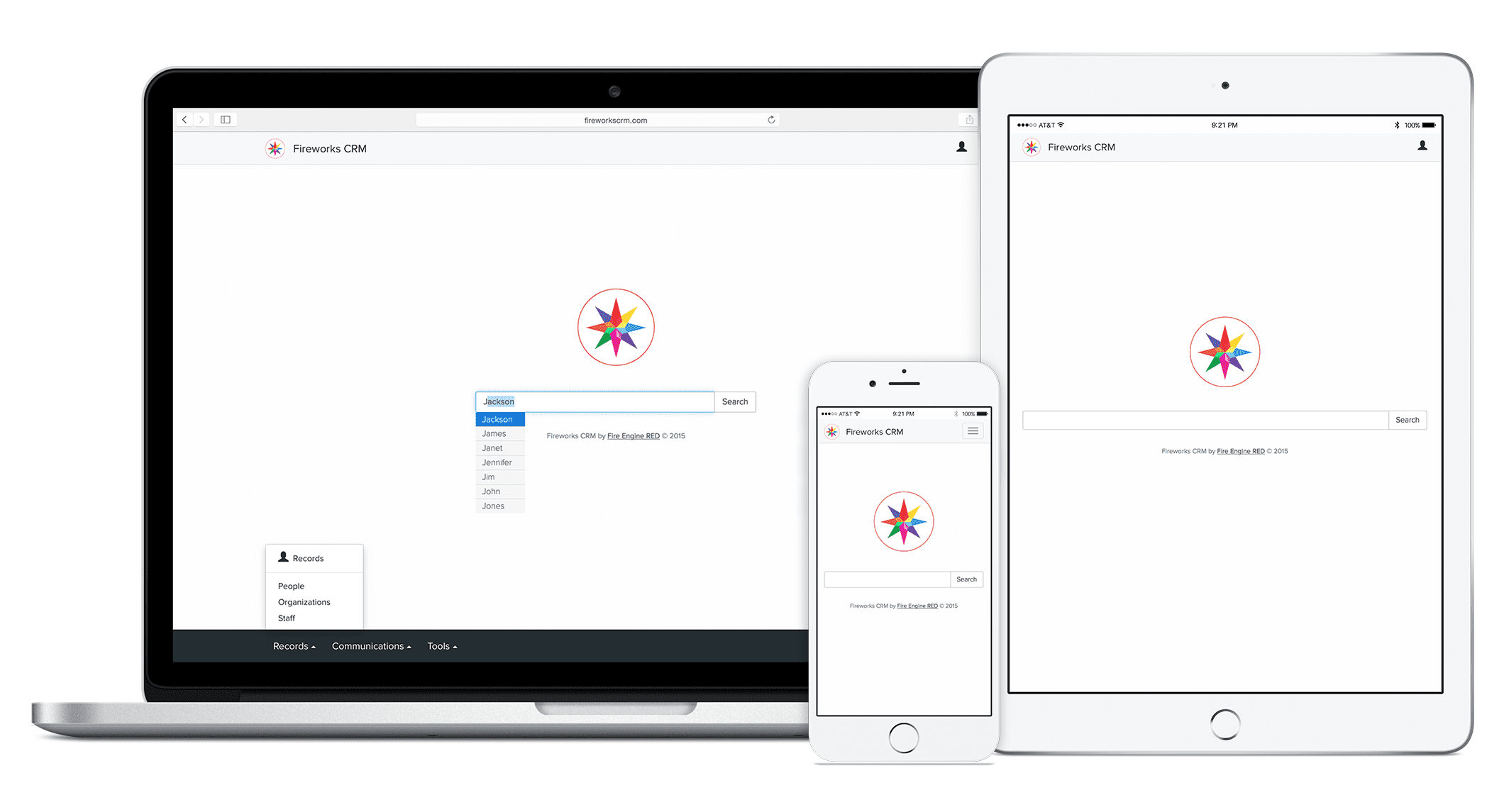 Fireworks™ is the first CRM built specifically for admissions that provides users with a consumer-software-like experience. It's simple, easy to use, and built for mobile using responsive design.