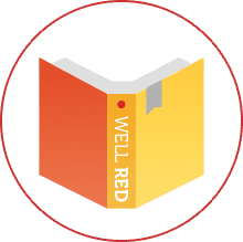 Well RED Blog Logo